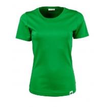 Naiste T- särk, roheline