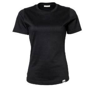 Naiste T- särk, must