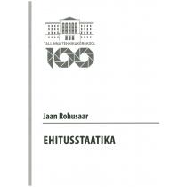 Jaan Rohusaar. Ehitusstaatika. 2015