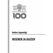 Andres Jagomägi. Insener ja kaizen. 2016